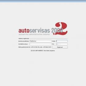 Sistemos registracija